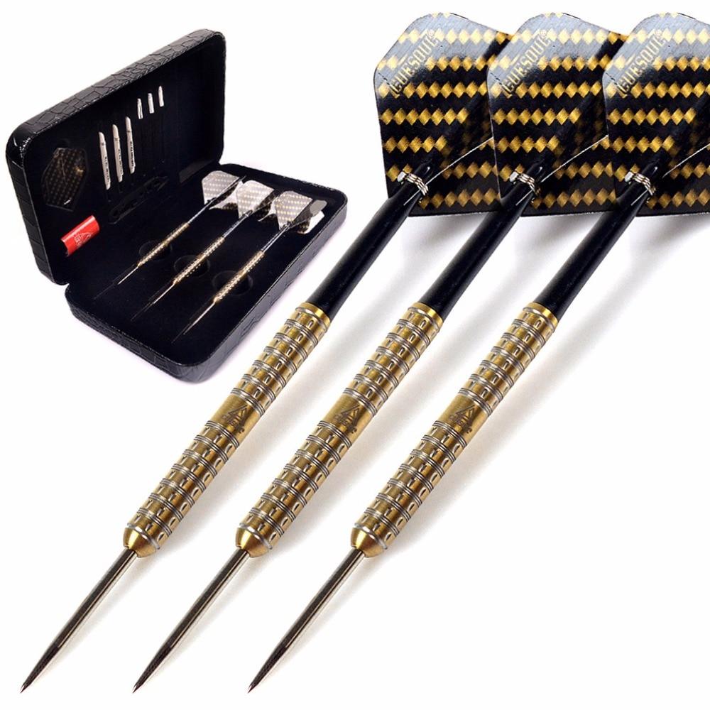 CUESOUL Swift Serie 22g superfino 98% tungsteno acero punta dardos Set