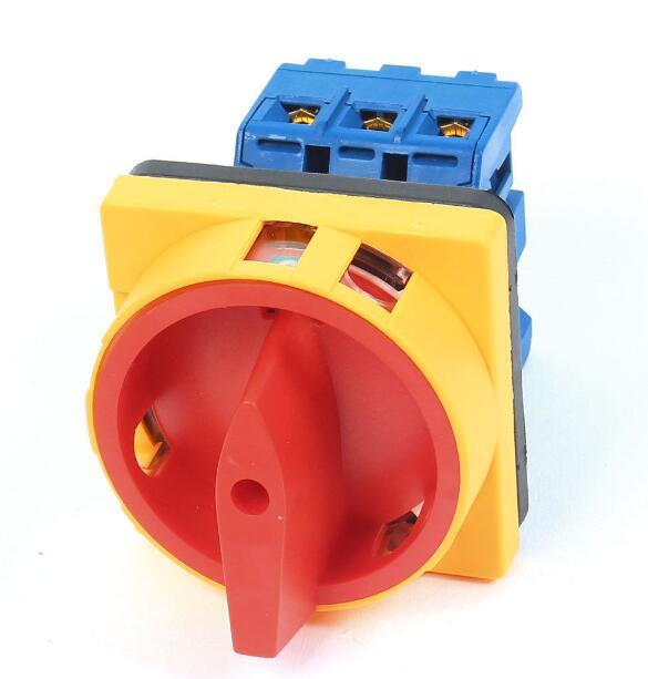 GLD11-32/04 en/de fase 3 Rotary Cam de cambio AC 380V 10A