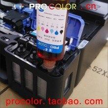 Inchiostro a Pigmenti GI-790BK GI-790C GI-790M GI-790Y Dye kit di ricarica di inchiostro per canon pixma g1000 g2000 g2002 g3000 refill ink tank stampante