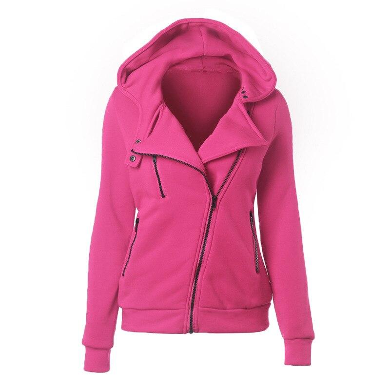 Новинка весна-осень 2017, повседневные толстовки на молнии, свитшот, Женская куртка с длинным рукавом, пальто, теплые свитшоты для девочек