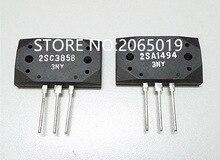 2 пары/4 шт. 2SA1494 2SC3858 A1494 C3858 чип усилителя мощности