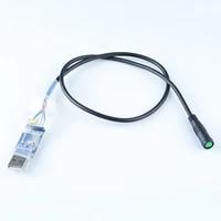 cbsbike usb programming cable for 8fun bafang bbs01 bbs02 bbs03 bbshd mid drive center electric bike motor programmed