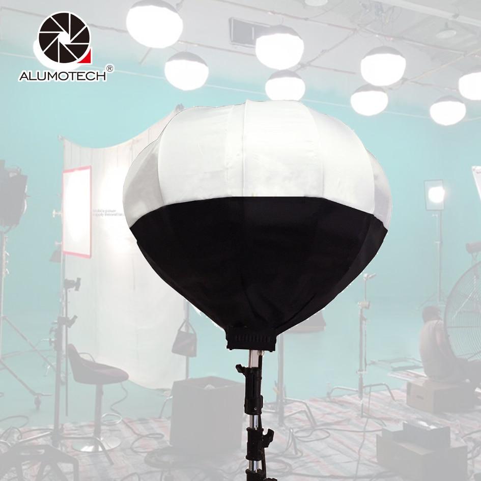 Alumotech pro 1200 w/1800 w hmi balão luz cabeça para filme câmera de vídeo estúdio fotogarfia acessório filme suporte sudio equipamentos
