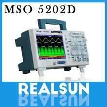 Hantek MSO5202D 200 MHz 2 kanały 1GSa/s oscyloskop i 16 kanałów analizator logiczny 2in1 USB, 800x480