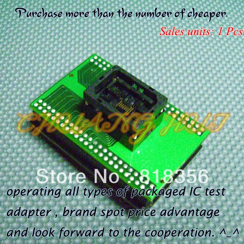 SA642-G026A Programmer Adapter UBGA96 BGA96 Pitch=0.8mm Adapter/IC SOCKET/IC Test Socket