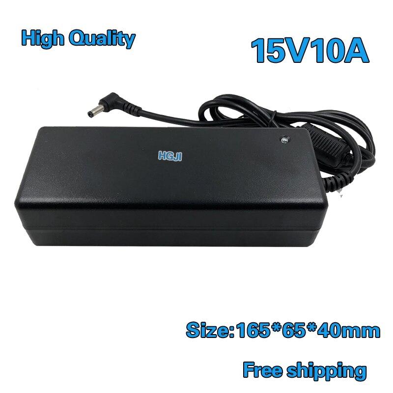 Dc 15v 10a adaptador de iluminação transformadores AC100V-240V conversor dc15v 12.5aswitch adaptador de energia para dvd sistema de monitoramento 15v