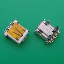 Prise de charge 17 broches pour Acer Iconia Tab   Mini micro USB 17 broches, connecteur de prise dalimentation, port de port pour Acer Iconia Tab A700 A701 A510 17P