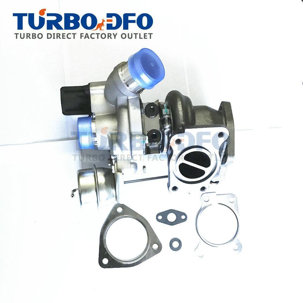 Turbina de completa KKK turbocompresor turbo K03-0121 K03-0120 K03-0104 para Peugeot 207, 308, 508, 3008, 5008 RCZ 1,6 THP 150/156 EP6CDT