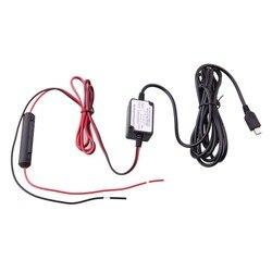 Cabo hardwire original para viofo a119 a119s a118 a118c2 a118c b40 carro câmera traço dvr kit de fio rígido cabo fusível mini usb recorde