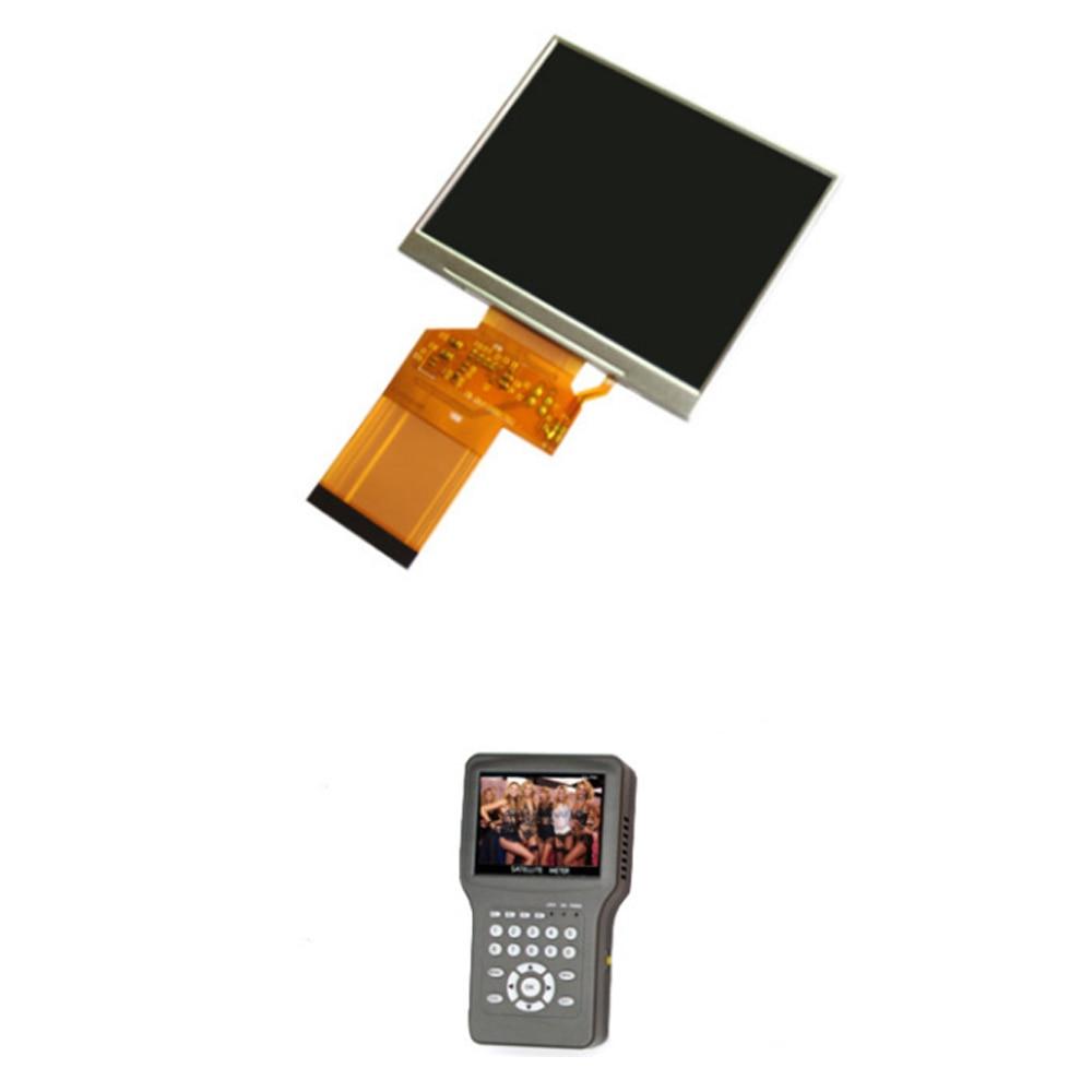 "Original 3,5 ""HD pantalla TFT lcd para Satlink WS-6906 pantalla lcd STM Satlink WS 6906 lcd panel buscador medidor de satélite"