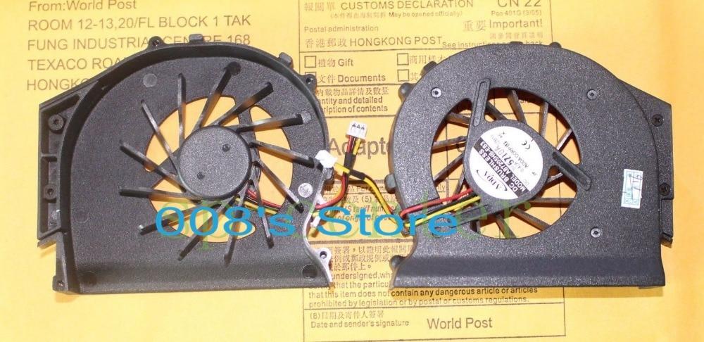 Nova marca CPU Laptop Ventilador Cooler Para ACER Aspire 5600 5670 5680 5683 5672 TravelMate 4220 4222 4670 ZB1 AB7205MB-EB3