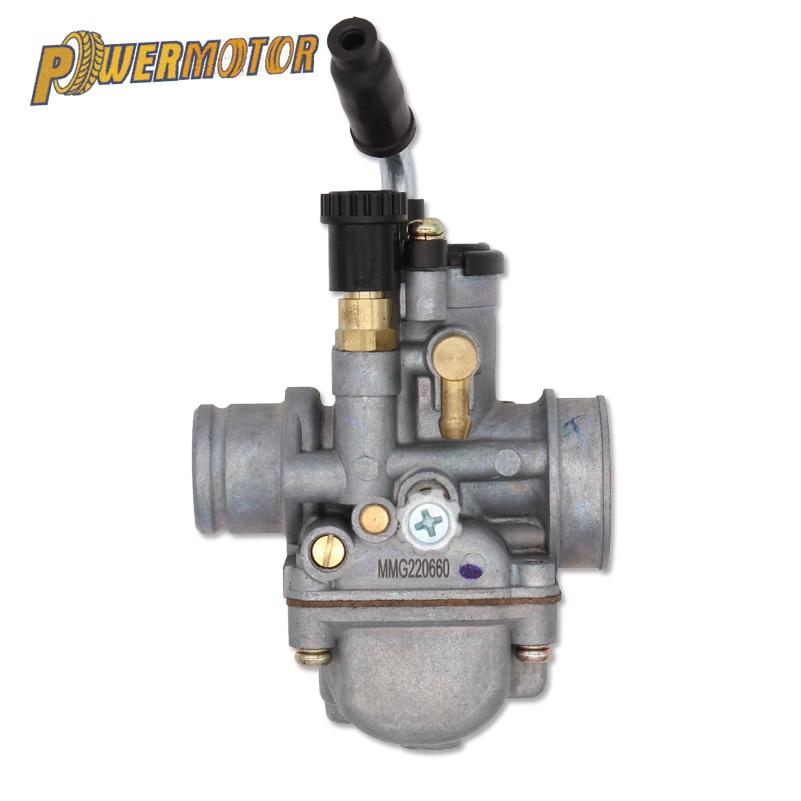 PowerMotor 19mm Carburetor Carburetter For KTM50 KTM 50 SX PRO JUNIOR Dirt Bike 50CC 2001-2008 Motorcycle Engine Accessories