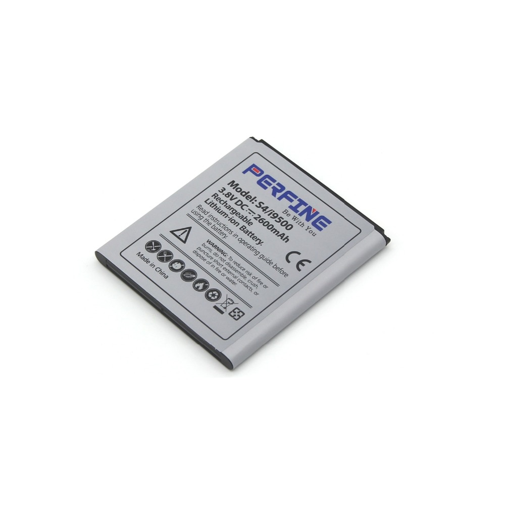 B600BC аккумулятор для Samsung Galaxy S4 i9500 i9505 i959 i545 M919 i9158 2600 мАч b600be Grand 2 li-ion аккумуляторы для S4 Active