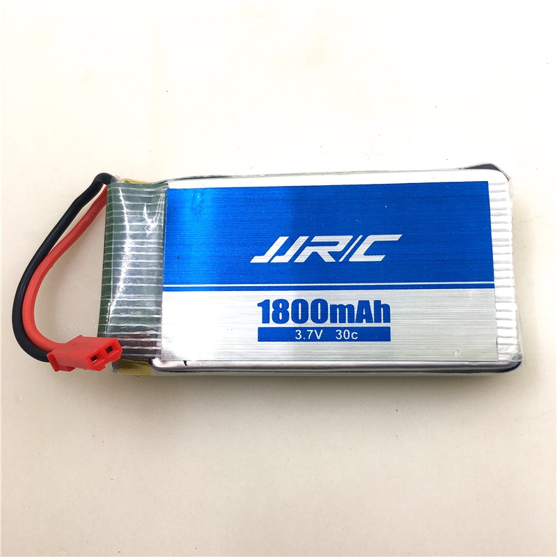 Original 3.7V 1800mAh lipo Battery For JJRC H68 RC Drone Quacopter Spare Parts Accessories