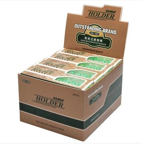 SANDA MINI Zigarette Filter-Zigarette Halter Groß Wirtschaft Pack (240 Pro Packung) männer Gadget sd165