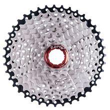 Cassette de 9 velocidades Ztto 11-40 T de gran proporción, piñón libre, bicicleta de montaña, Mtb, bicicleta, Cassette, piñón de volante Compatible con Wit