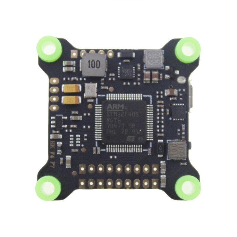 Hakrc F405 V3 control de vuelo integrado OSD 5 V 9V dual BEC racing a través de la máquina de control de vuelo RC accesorios de carreras