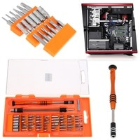Wholesale JM-8126 58 in1 Precision Magnet Screwdriver Set Household DIY Hand Tools Kit Computer Cellphone Tablet Electronics DIY