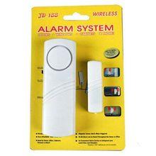 Drahtlose Tür Fenster Einbrecher Alarm Mit Magnetische Sensor Tür Eintrag Anti-diebstahl-alarm Neue Home Wireless Fenster/Tür Eintrag Sicherheit