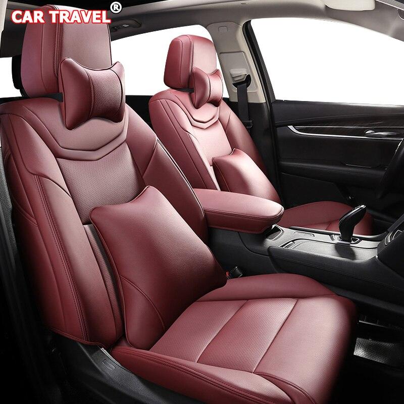 자동차 여행 사용자 정의 가죽 자동차 좌석 커버 Opel Astra Antara Vectra Zafira Chery Tiggo 3 5 7 QQ A3 A2 A1 ARRIZO 7 5 3 M7 auto