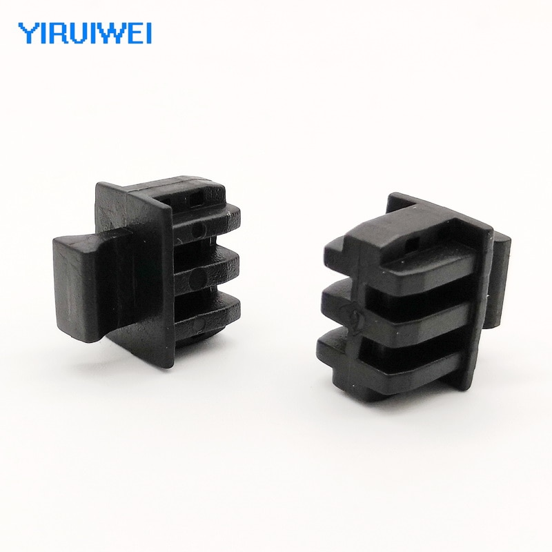 SFP cubierta protectora SFP módulo de fibra tapas de plástico TAPA DE POLVO 10 unids/lote