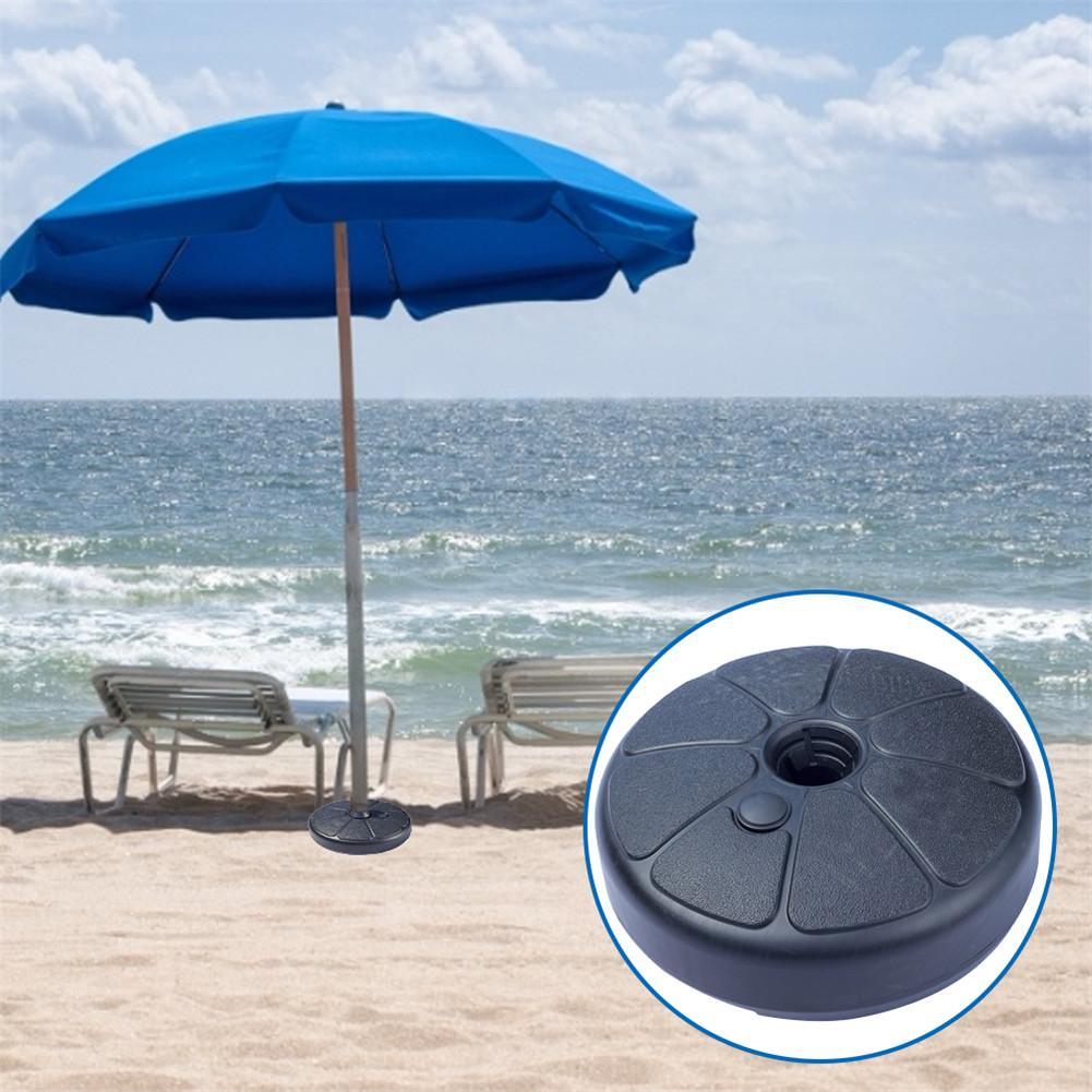 2020 Портативный прочный уличный зонт, садовый зонт, базовая подставка, Круглый Зонт для внутреннего дворика, пляжа, сада, зонт для внутреннег...