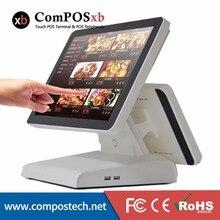 Moniteur à écran tactile LCD 15