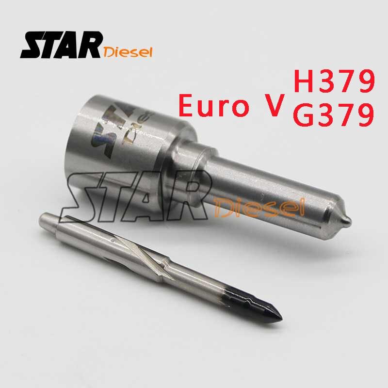 Boquilla rociadora Diesel H379/G379 Euro V para inyector Delphi 28236381 33800-4A700 Hyundai H1 116hp D4CB