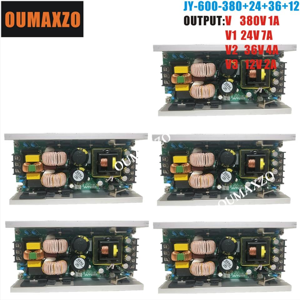 5 قطعة/الوحدة 500 واط 380 فولت DC12V DC24V 28 فولت DC36V DC380V امدادات الطاقة مجلس سائق الطاقة ل 15R 17R 280 واط 350 واط 330 واط شعاع بقعة تتحرك رئيس