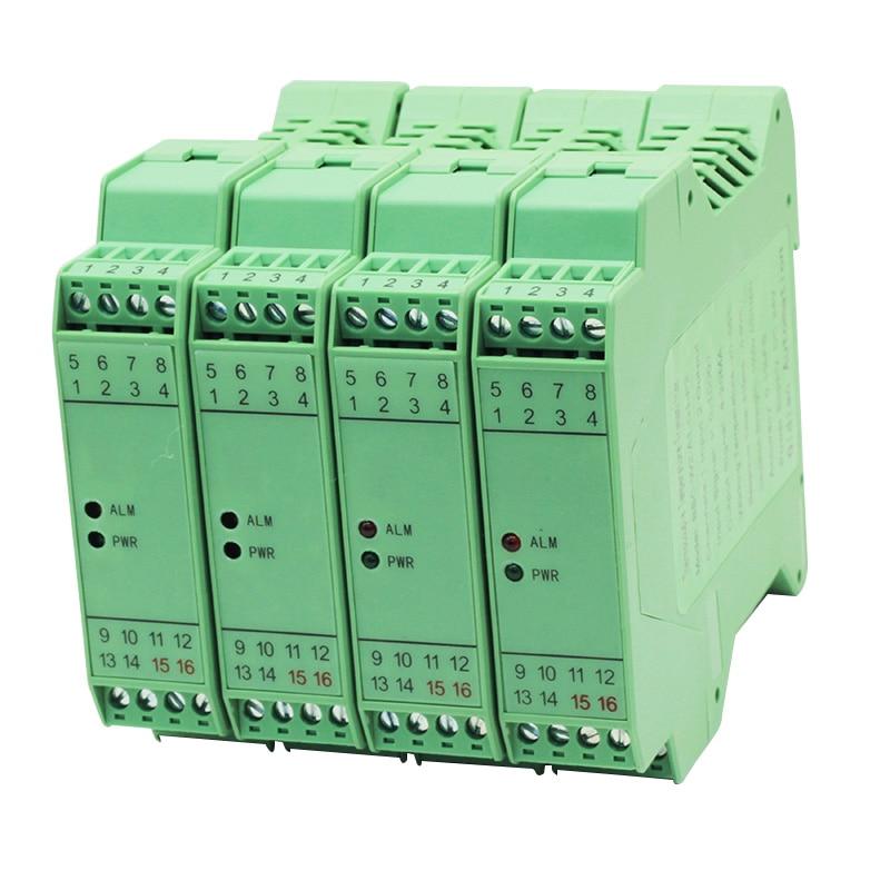 BSC carril Din inteligente transmisor de temperatura del termopar K S J E T R Tipo de 4-20mA TC aislado temperaturet transductor