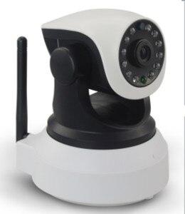 720P P2P панорамирование и наклон Беспроводная ip-камера для внутренней сети Поддержка 128G TF карта памяти