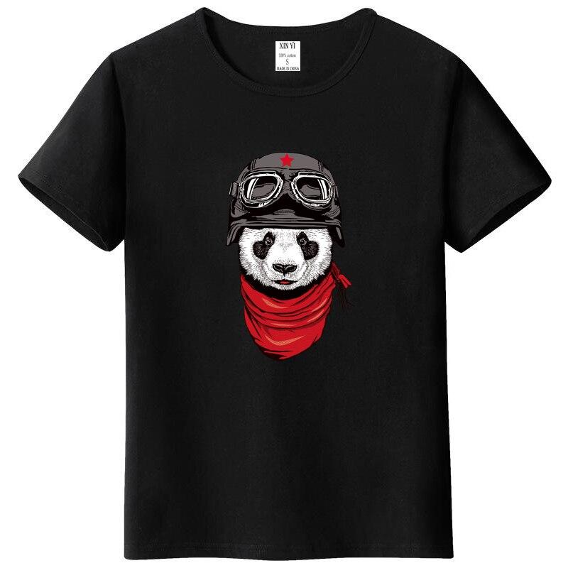 Men Summer T-Shirt Creative  Cat Printed Men's Tops Short Sleeve Casual T Shirts cartoon printed hipster short tees 2018