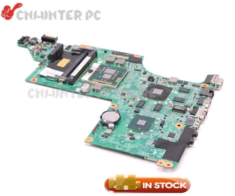 NOKOTION para HP Pavilion DV6 DV6-3000 placa base del ordenador portátil HM55 DDR3 cpu libre 615279-001 630279-001 603642-001