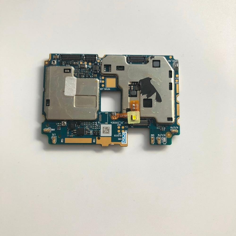"Se placa base 4G RAM + 64G ROM placa base para MEIIGOO S8 MT6750T Octa Core 6,1 ""FHD 2160x1080 teléfono móvil"