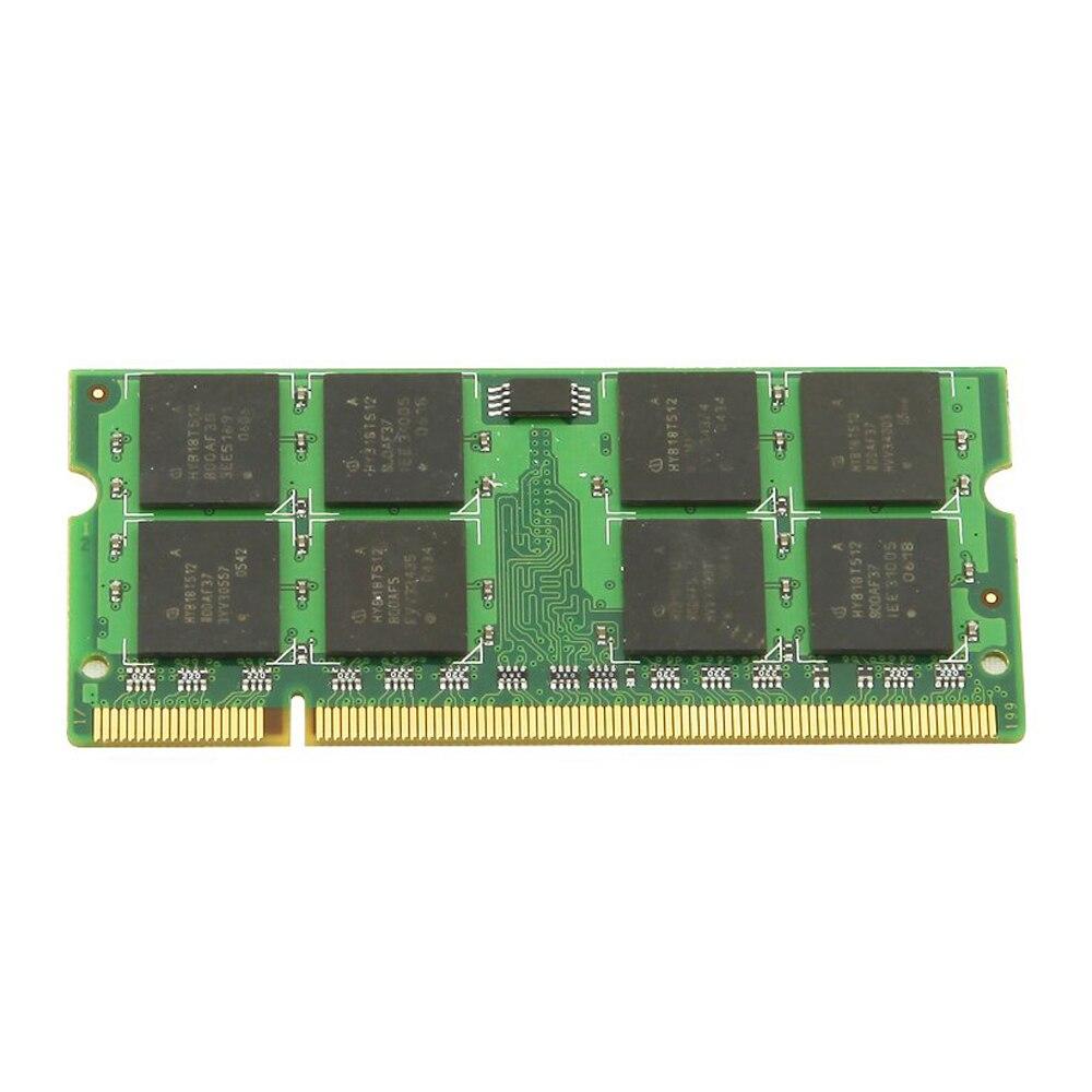 YOC 5psc/lot memoria adicional 2GB PC2-5300 DDR2 677MHZ para notebook PC