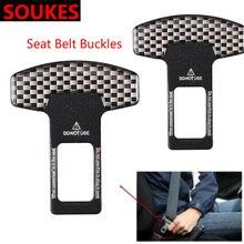 1 Pcs Auto Styling Seat Veiligheid Belt Sticker Klem Voor Ford Focus 2 3 1 Fiesta Mondeo Fusion MK2 MK4 MK3 MK7 C-MAX KA Mustang Saab