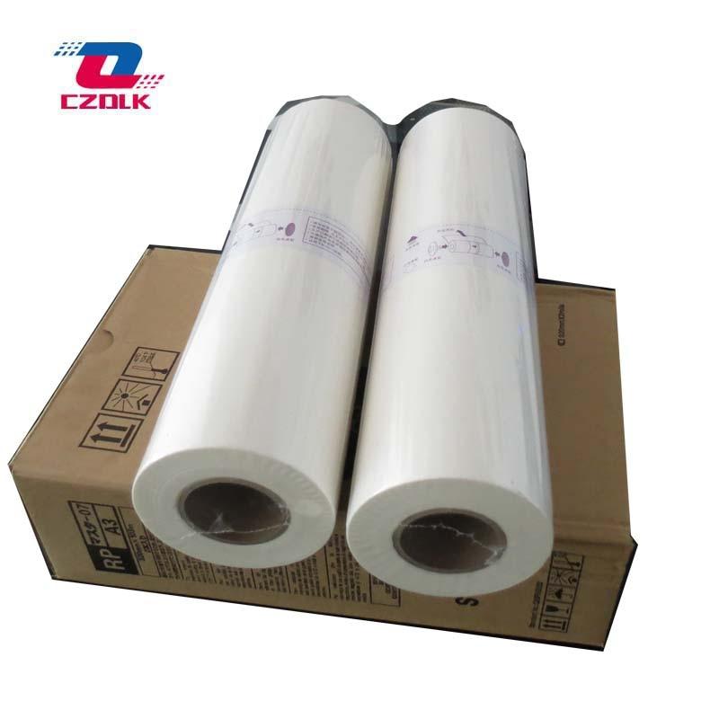 1 Pcs X Nieuwe Compatibel S-3379 Wax Papier Voor Riso Rp 3700 3790 3500 3105 Printer Versie Papier Gr (a3)