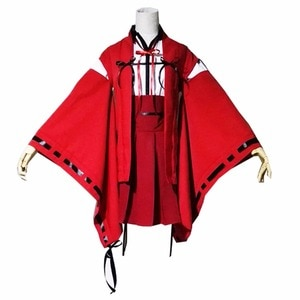 2018  New Arrival Fate Grand Order Fate EXTRA CCC Suzuka Gozen Cosplay Costume Halloween Party costume