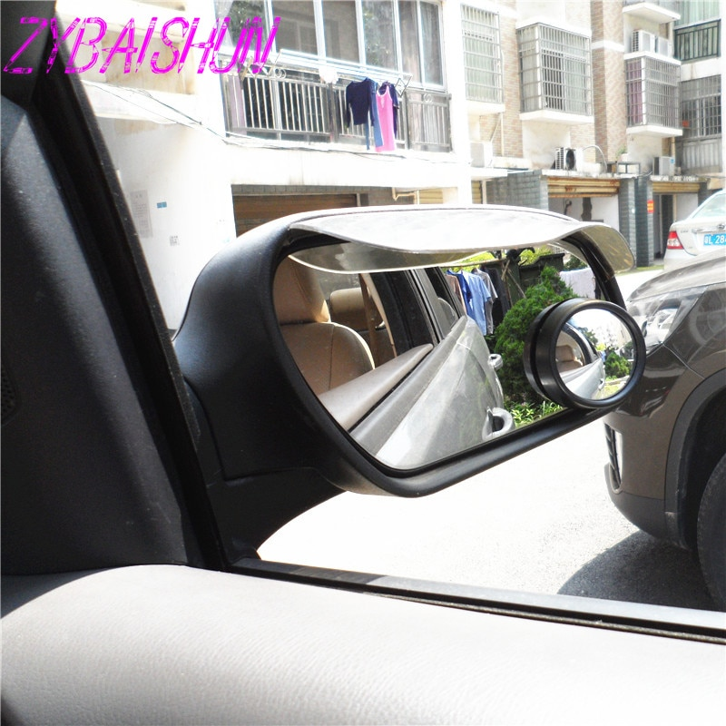 2 pcs. Motorista 2 lateral de largura convexo veículo carro espelho ponto cego vista traseira do automóvel para cadillac xts srx ats cts/renault koleos fluen