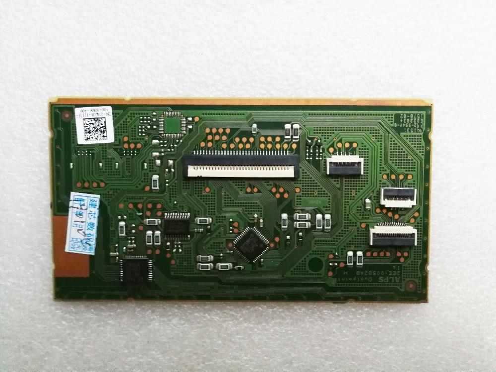 Оригинал для Dell Latitude E7250 Сенсорная панель 7250 E7450 Сенсорная панель Мышь кнопочная панель A143J1 cn-A143J1