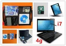 Vas5054a original oki volle chip odis 6.2.0 + elsawin 6 für vw 5,3 für audi hdd 500gb laptop x201t i7 4g diagnose werkzeug
