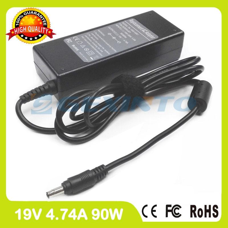 Ac adapter 19 V 4.74A 239428-001 239428-002 PA-1900-05C1 cargador del ordenador portátil...