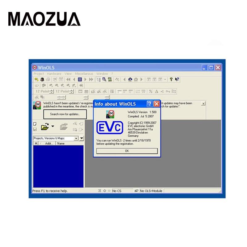 Maozua Lastest WinOLS Version 2.24 with Unlock Patch