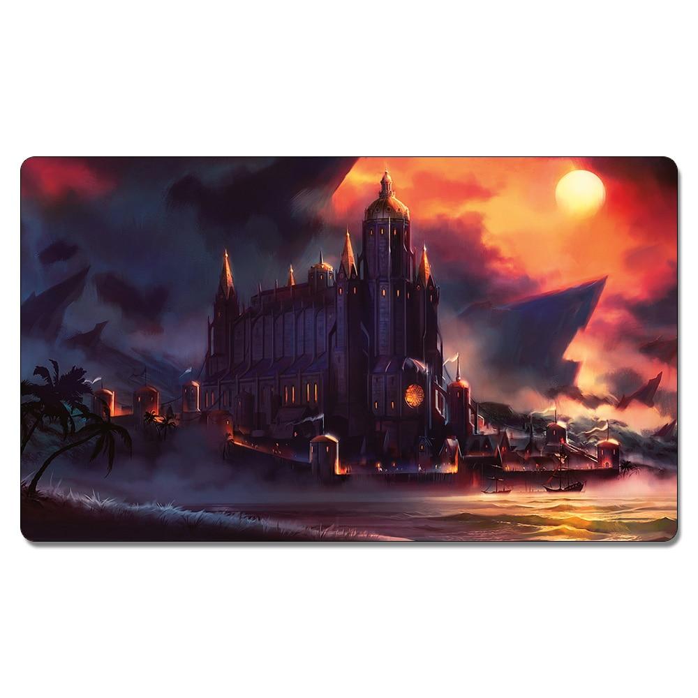 Tapete mágico de Galeón de Conqueror, tapete mágico para juegos de mesa, alfombra de diseño personalizado, alfombrilla para juegos de mesa con bolsa de regalo gratis, Dropshipping