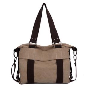 2017 New Bolsas Femininas Women Handbag Canvas Women Messenger Bags Vintage Shoulder Crossbody Bags Bolsas Femininas