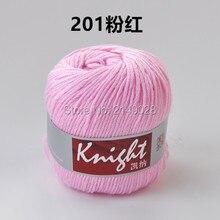 Laine dagneau biologique   Laine acrylique, fil épais, fait à la main, pour tricoter, manteau, écharpe, chapeau A, livraison gratuite