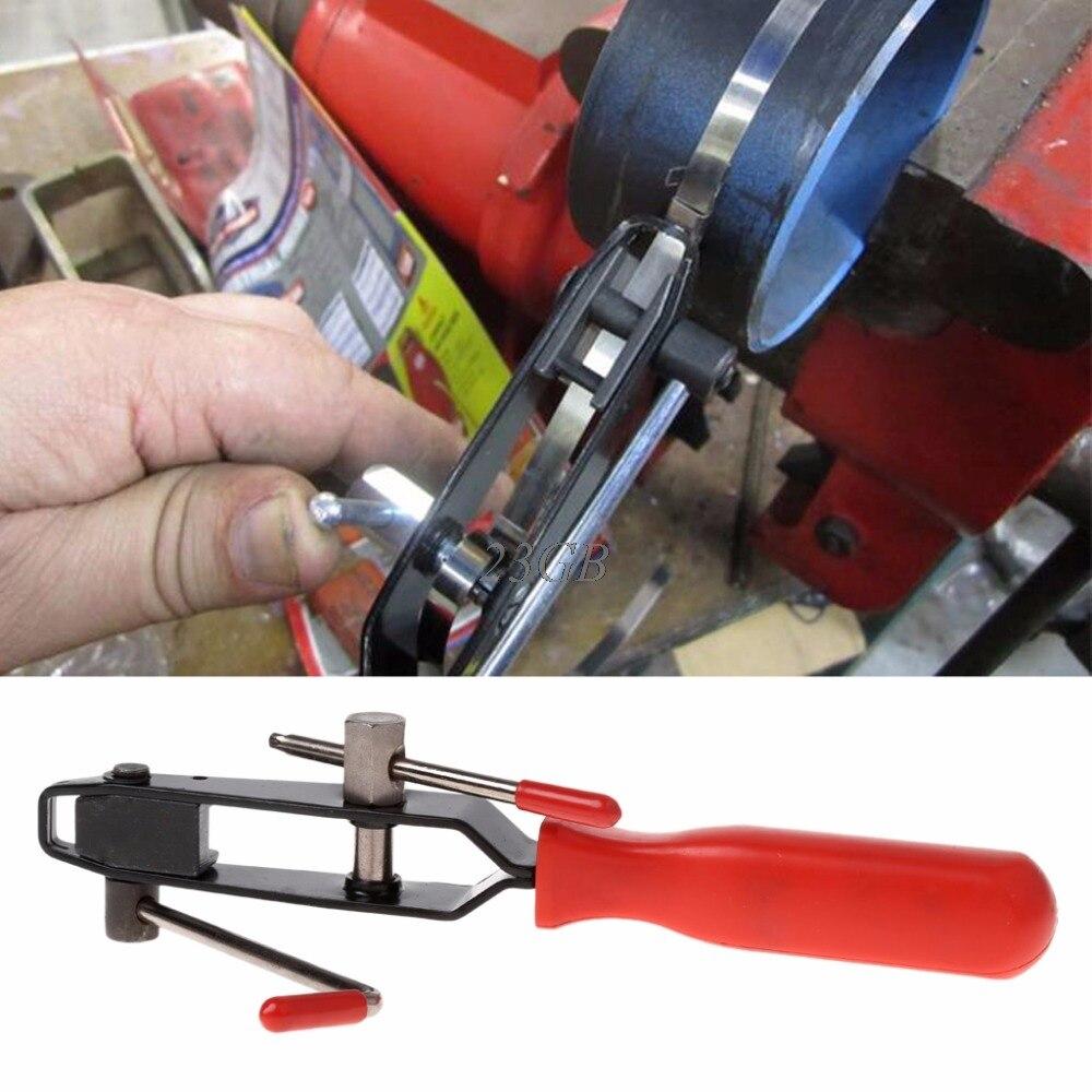 Автомобильный CV Соединительный зажим для загрузки гофрирующий инструмент с кусачками J17