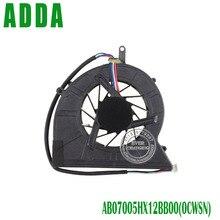 Nouveau pour Tsinghua Tongfang V38 ventilateur de refroidissement ADDA AB07005HX12BB00 4 broches 5 V 0.4A HYPRO