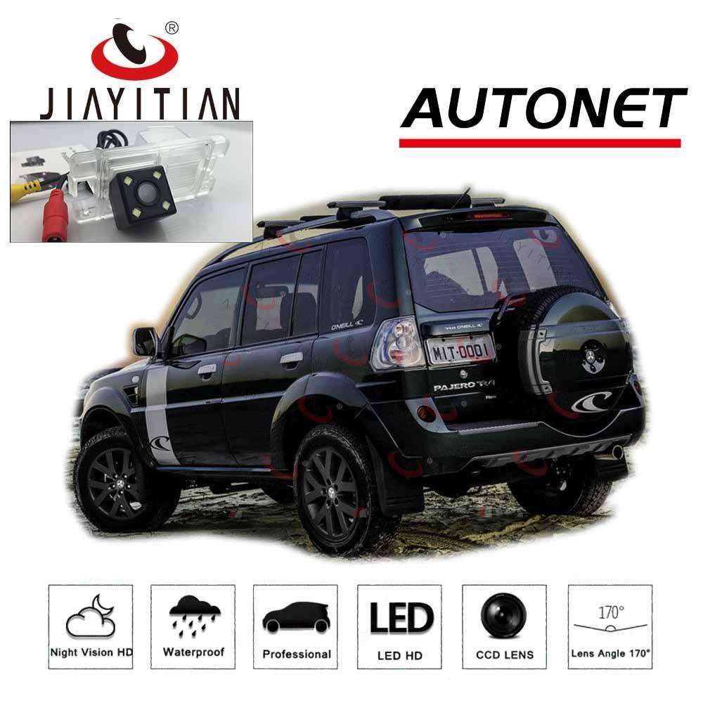 JiaYiTian rückansicht Kamera Für Mitsubishi Pajero TR4 2010 ~ 2015 CCD Nachtsicht backup kamera Rück kamera Parkplatz Kamera