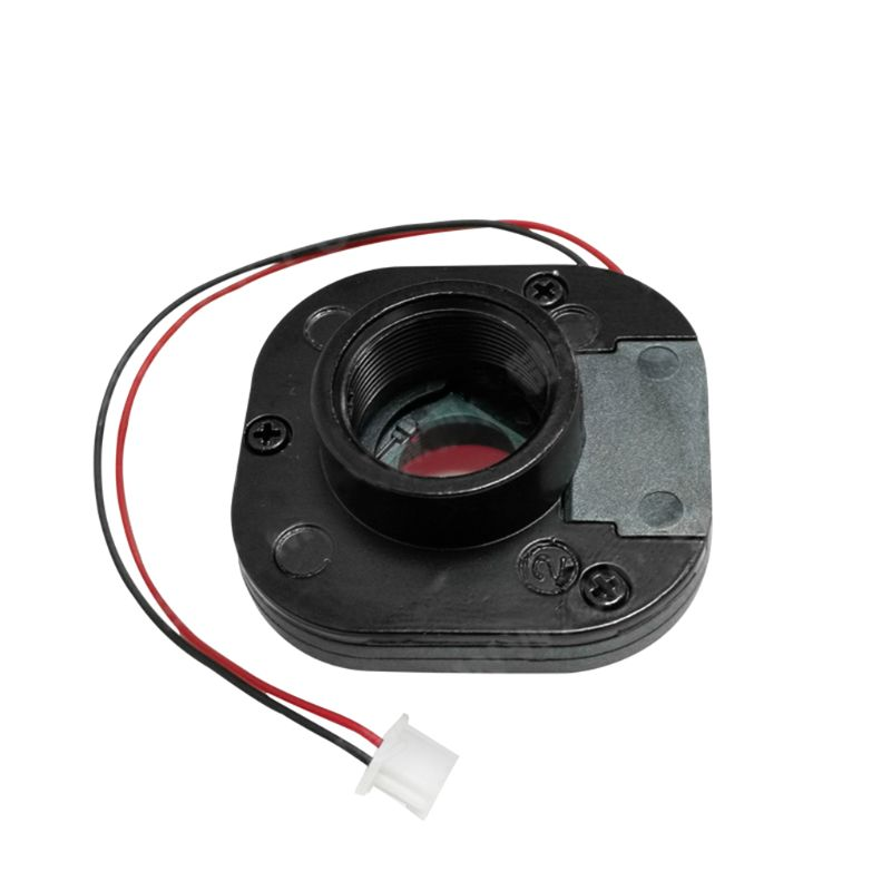 M12 עדשת הר מחזיק כפול מסנן Switcher HD IR לחתוך מסנן עבור HD אבטחת CCTV מצלמה אבזרים